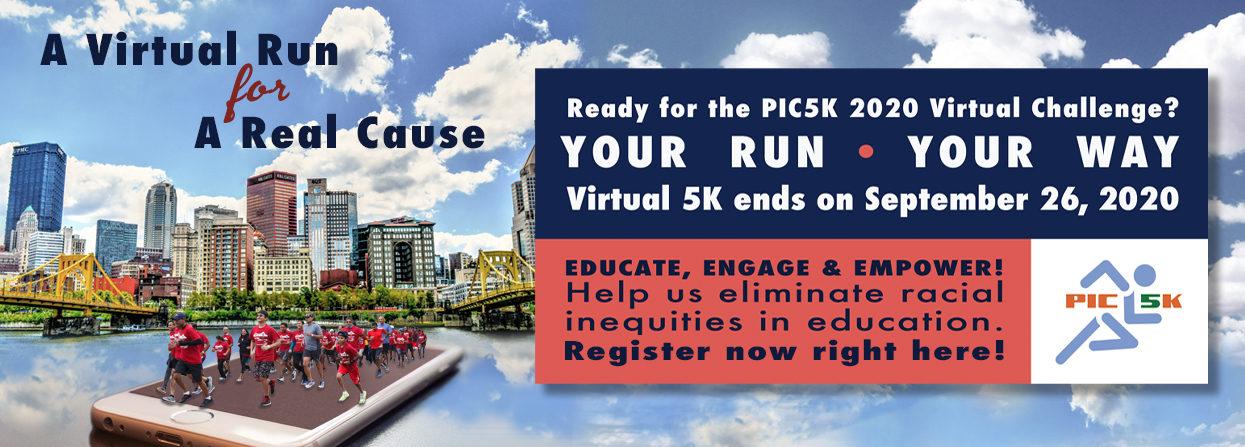 PIC5K – Pittsburgh Indian Community & Friends 1K/5K Walk/Run